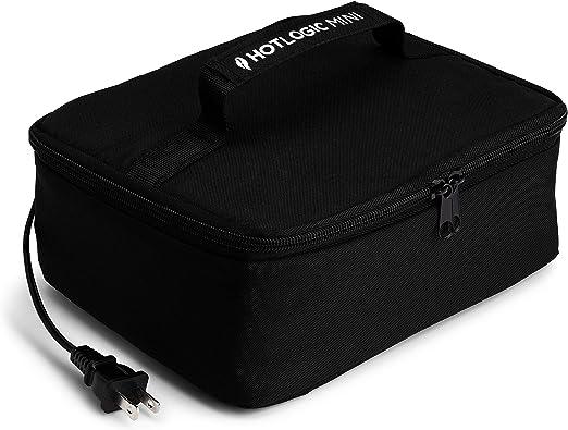 Amazon.com: HotLogic Mini - Horno portátil, na: Kitchen & Dining