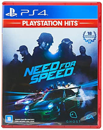 Need For Speed - Playstation 4 - Playstation 4
