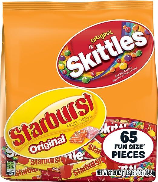 Halloween Skittles & S...