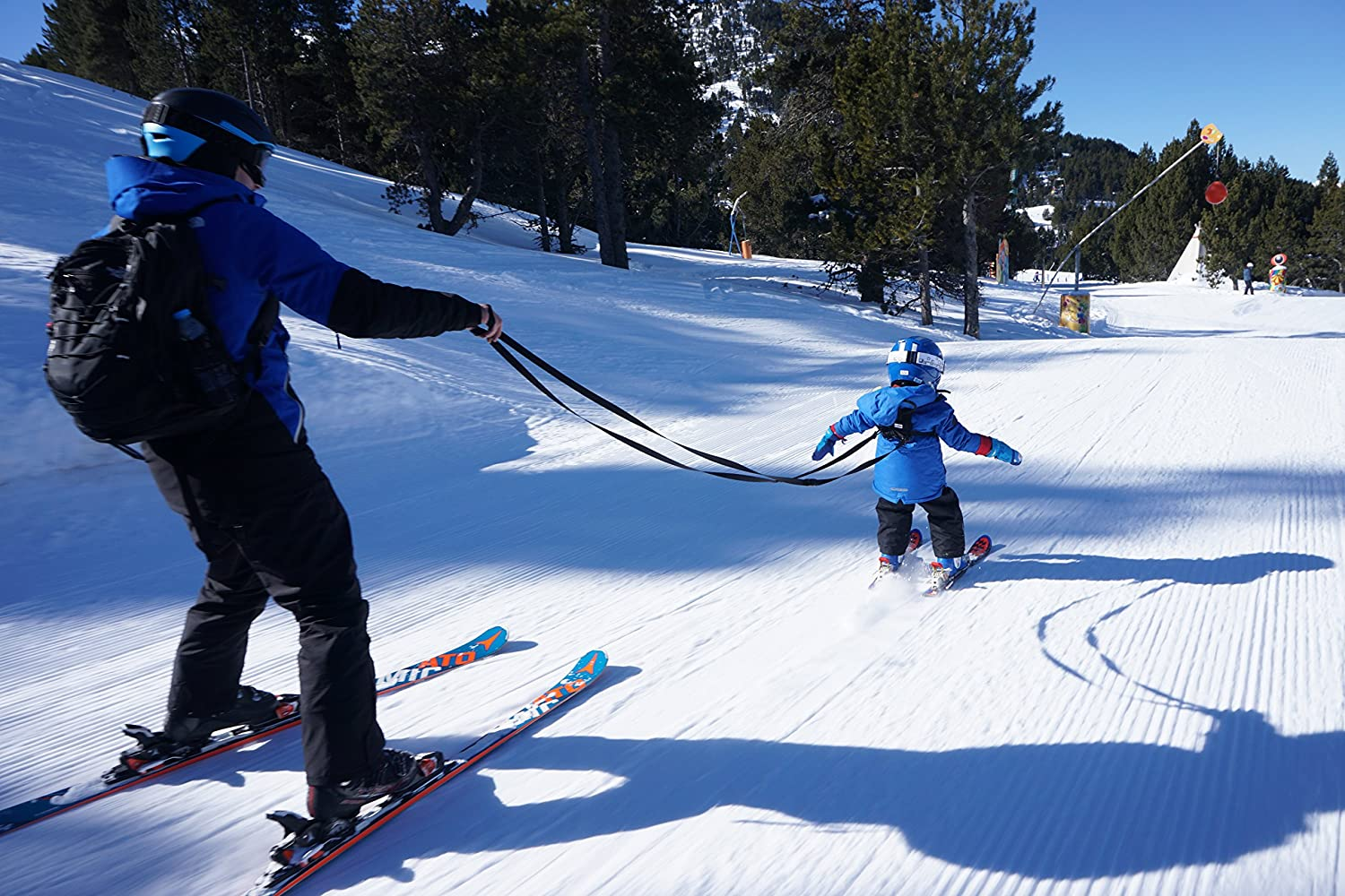 KUTNIK - SAFETY HARNESS, LEARNING TO SKI AND WALKING
