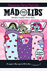 Sleepover Party Mad Libs: The Deluxe Edition Paperback