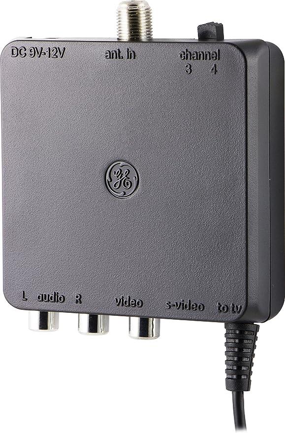connectez IO-Link au syst/ème de Distribution Domestique sjlerst Modulateur RF ABS Professional IO20 Link//Sync RF Modulator Output Convertisseur TV Conversion vid/éo Sp/écial pour HD Sky Box
