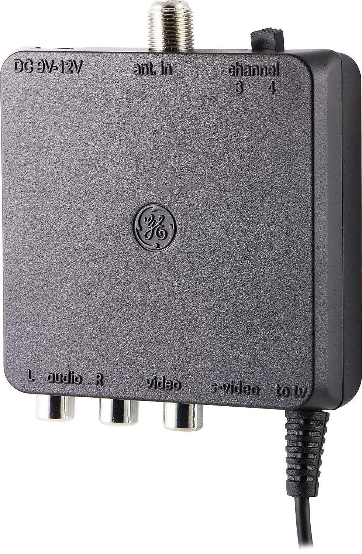 GE Pro Series RF Modulator with S-Video, 38806