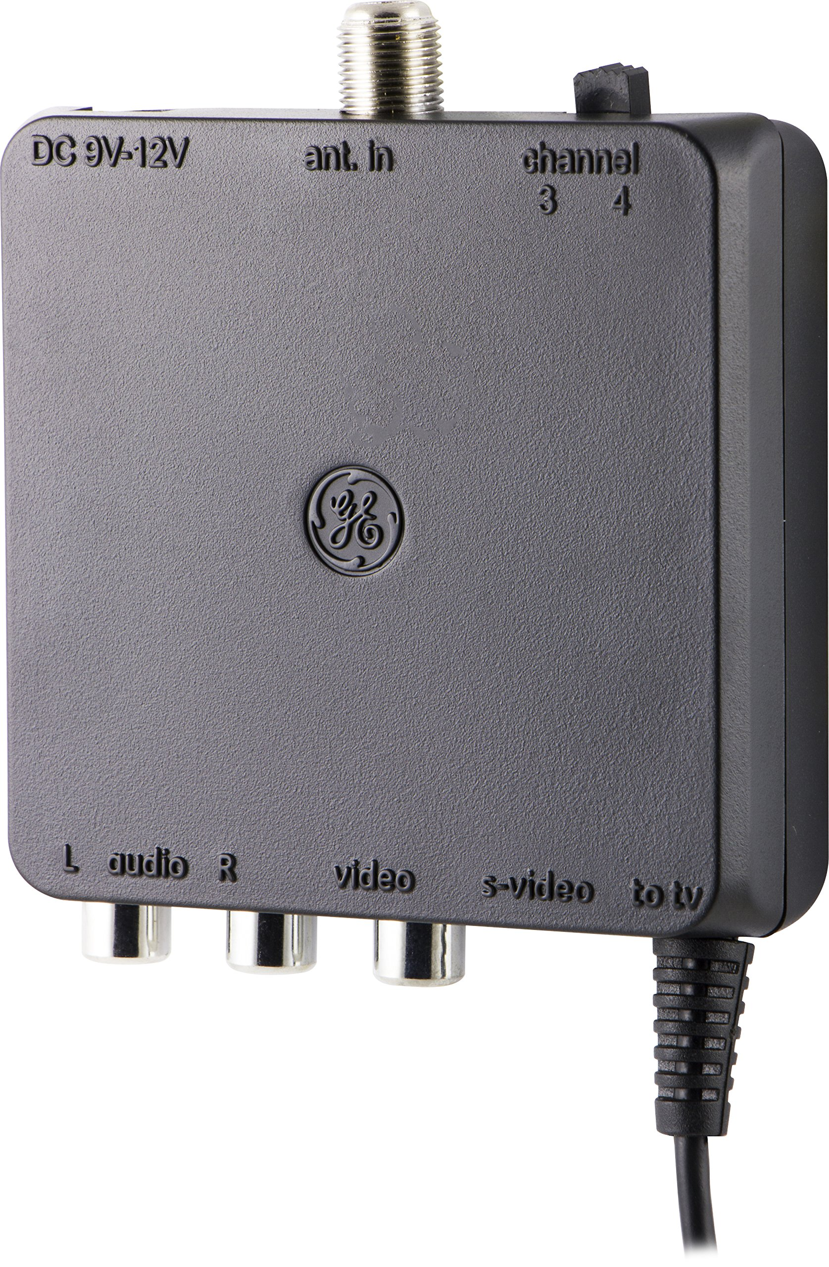 GE 38806 PRO RF Modulator S- Video Converter