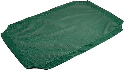 Amazon Basics Cobertor de Repuesto para Cama de enfriamiento Elevado para Mascotas, Mediano