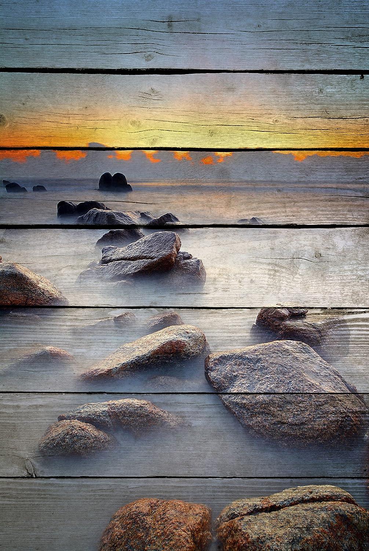 Laminato verniciato con effetto pal/é Attenzione ai venditori cinesi sono falsi Quadro in legno 60 x 40 cm Acquista solo se inviato da Arte Stock