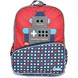 Little JJ Cole Backpack for Kids, Robot, One Size