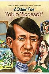 ¿Quién fue Pablo Picasso? (Who Was...?) (Spanish Edition) Paperback