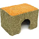 Rosewood Naturals Carrot Cottage Guinea Pig House, Medium