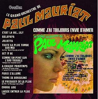 Paul Mauriat - Cest La Vie... Lily & Comme J