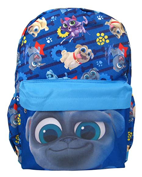 Amazon.com  Disney Puppy Dog Pals All Over Print 16