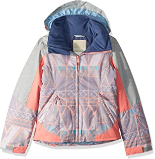 cdadd465f05d Amazon.com  Roxy Girls  American Pie Snow Jacket  Clothing