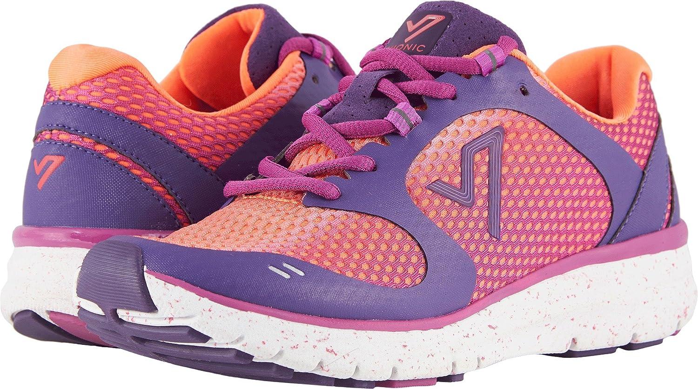 Vionic Elation 1.0 - Women's Active Sneaker B071K16STW 9.5 M US|Pink/Purple