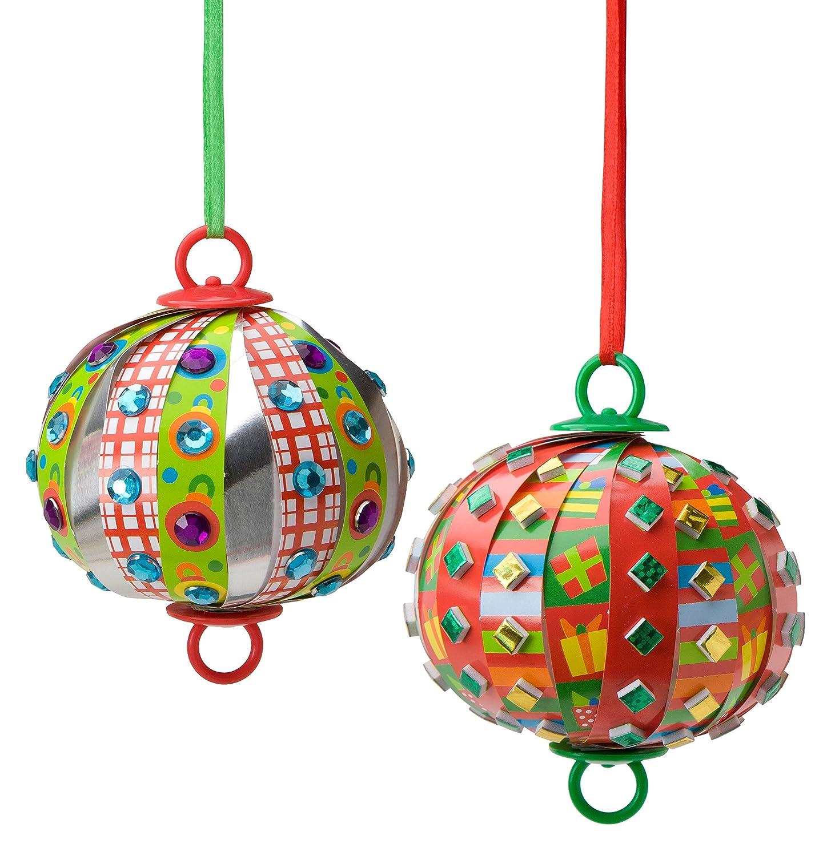 Amazon.com: ALEX Toys Craft Very Merry Ornaments: Toys & Games