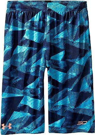Under Armour Chicos SC30 Essentials Printed - Pantalones Cortos ...