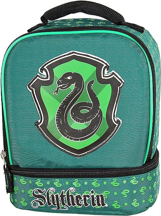 Harry Potter Kids Backpack Slytherin School Bag Lunch Bag Pencil Case Lot