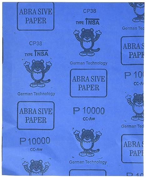 Grit 10000 Sandpaper Ultra Fine Sand Paper Wet Dry