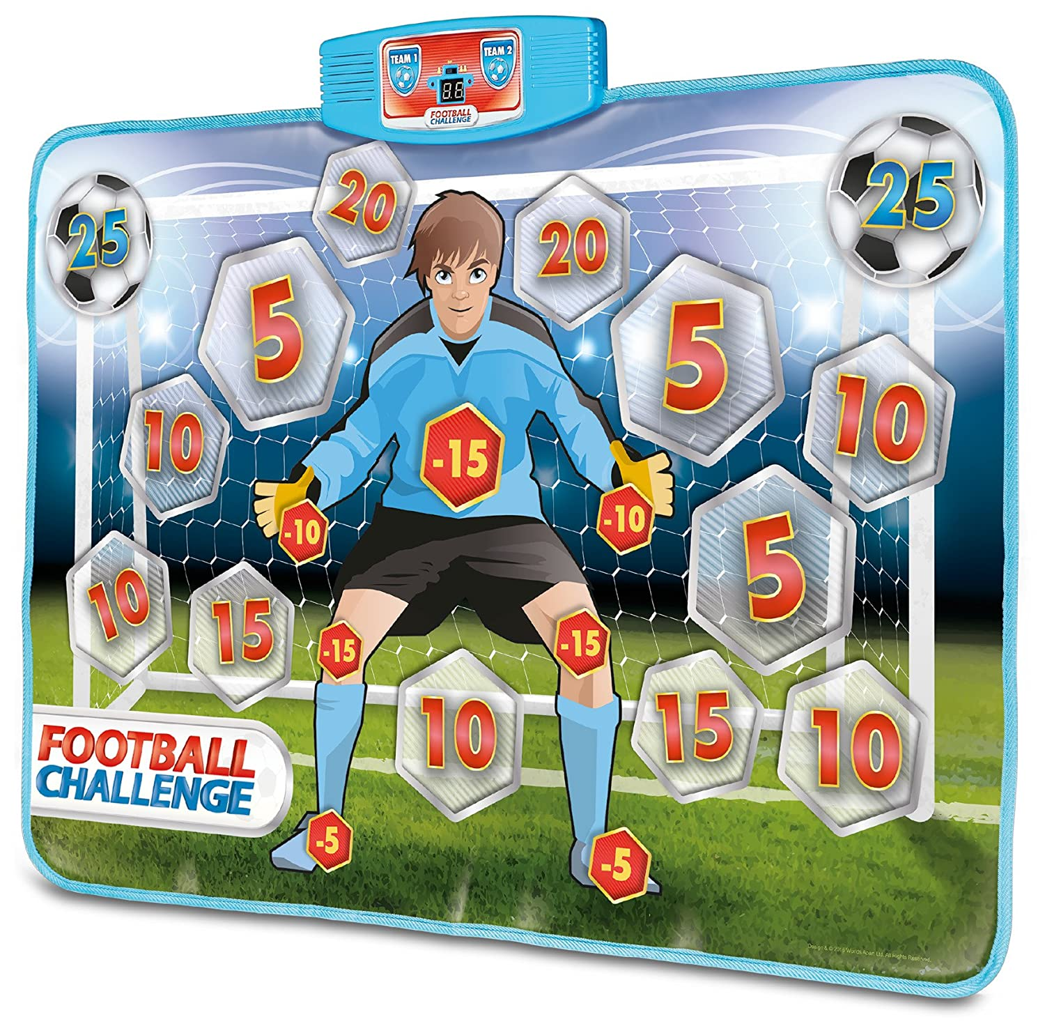 GetGo Football Challenge The Electronic Shooting Game Multi