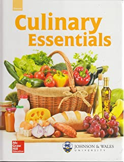 Culinary essentials student edition johnson wales mcgraw hill glencoe culinary essentials student edition fandeluxe Choice Image