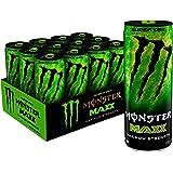 Monster Energy MAXX Monster Super Dry,高强度,能量饮料,12盎司/355毫升(12罐)