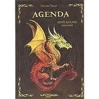 Agenda scolaire 2019-2020 des Dragons