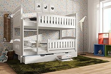Wohnideebilder Hochbett Etagenbett Kinderbett Ignac Fur 2 Personen