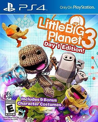 Little Big Planet 3(輸入版:北米): Amazon.es: Videojuegos