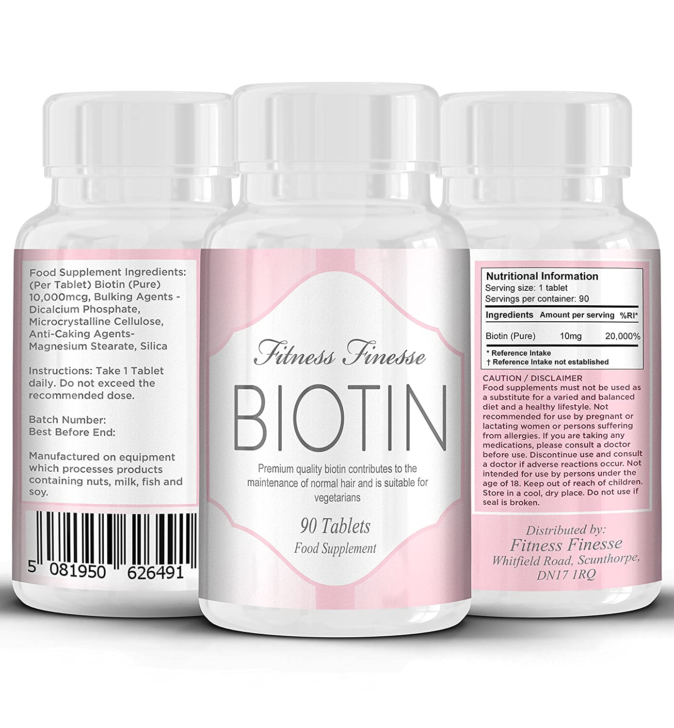 Biotin Hair Growth Supplement Mcg Double Strength B - How much biotin to take for hair growth