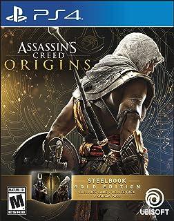 Assassins Creed Origins SteelBook Gold Edition