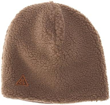 c358592c Nike Unisex Adult Acg Sherpa Hat Brown 338288-213 Large/X-Large:  Amazon.co.uk: Clothing