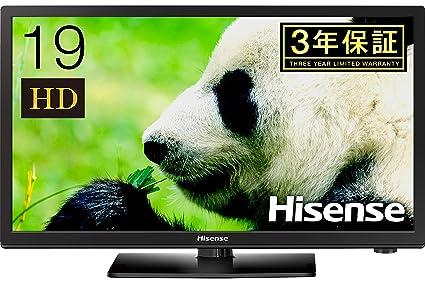 ハイセンス Hisense 19V型 液晶テレビ