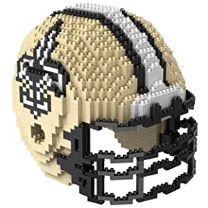 NFL 3D BRXLZ Building Blocks - Helmet (Renewed)