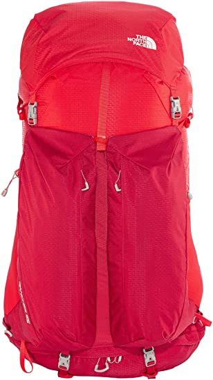 The North Face T92SCJ1SW. LXL Mochila, Unisex Adulto, Banchee 65 Ragered/Hgrskrd, Talla Única: Amazon.es: Deportes y aire libre