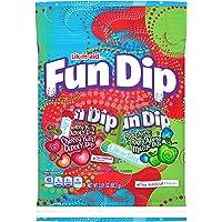 LIK-M-AID Fun Dip Cherry Yum Diddly and Razz Apple Magic Pouch, 3.01 Ounce