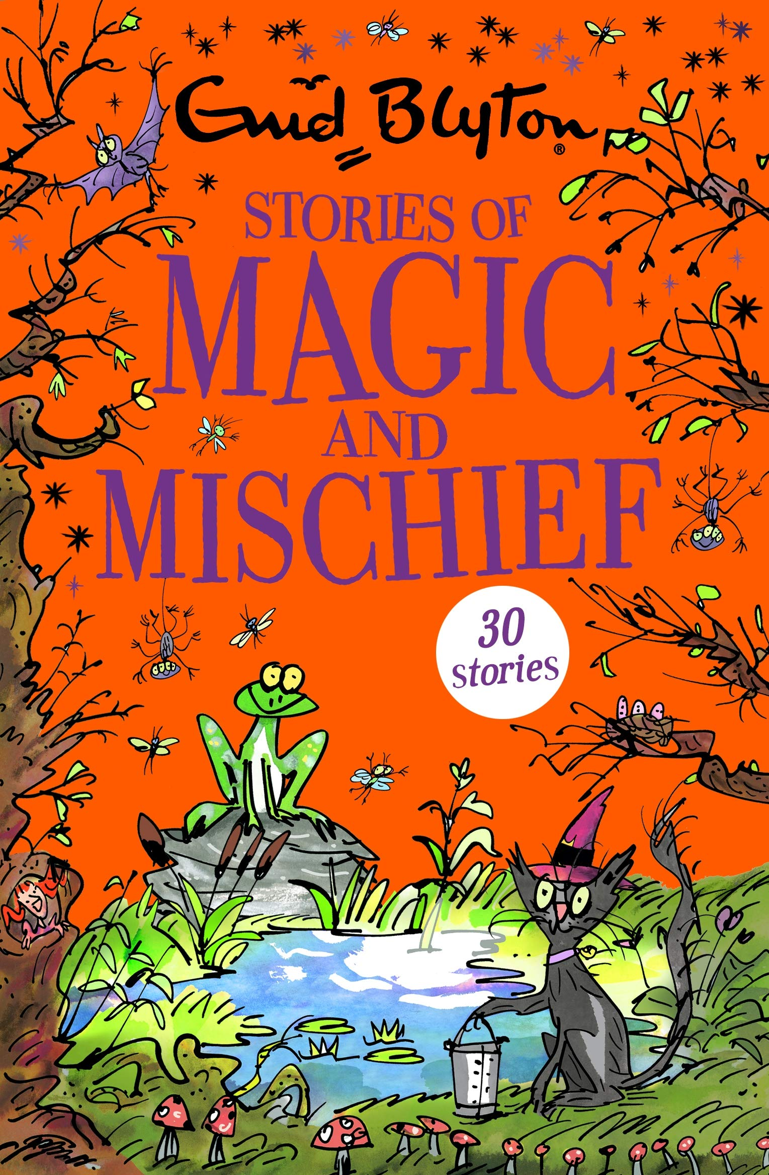 0755486041c9 Stories of Magic and Mischief  Contains 30 classic tales Bumper ...