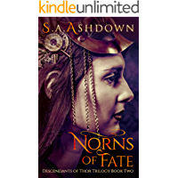 Norns of Fate: (Descendants of Thor Trilogy Book