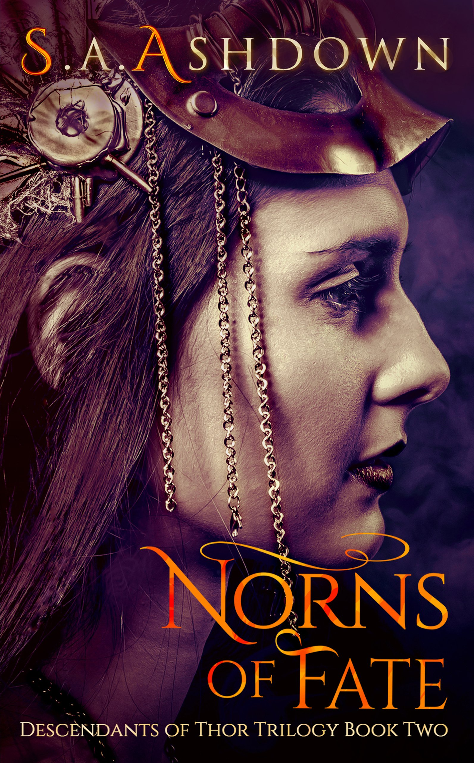 Norns of Fate: (Descendants of Thor Trilogy Book Two) (English Edition)
