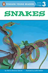 Snakes (Penguin Young Readers, Level 3) Kindle Edition