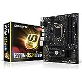 GIGABYTE GA-H270M-DS3H LGA1151 Intel H270 2-Way Crossfire Micro ATX DDR4 Motherboard