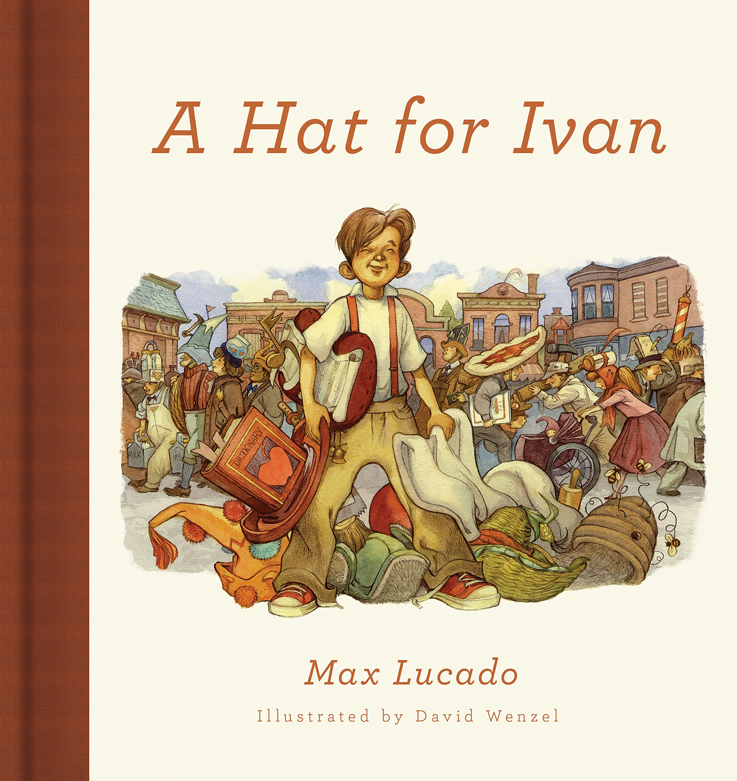 A Hat for Ivan (Redesign)