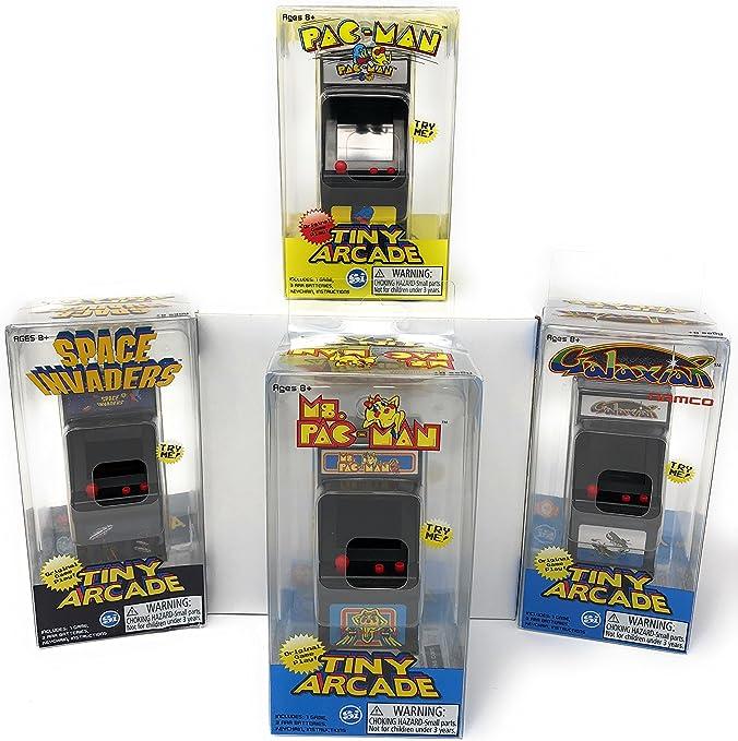 Amazon.com: Máquinas de arcada más pequeñas del mundo (juego ...