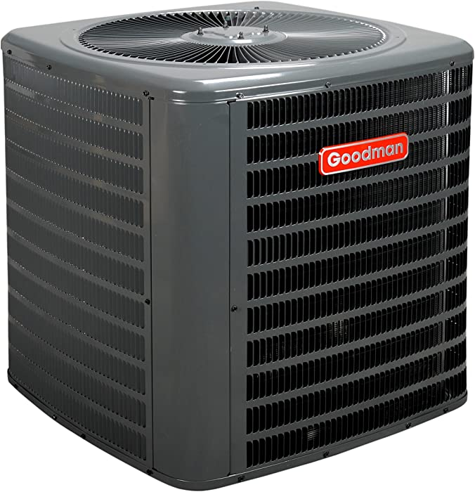 Goodman GSX160241 Single-Phase 16 Seer R-410A Condensing Unit, 2 Ton, 23,600 Btu, 208 / 230 Volts, 18 Amps