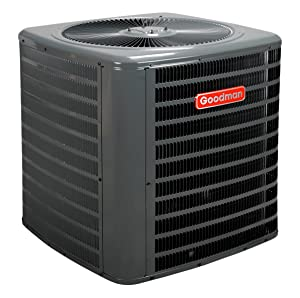Goodman Gsx160301 Air Conditioner Condenser 29000 Btu, 2.5 Ton, 16 Seer