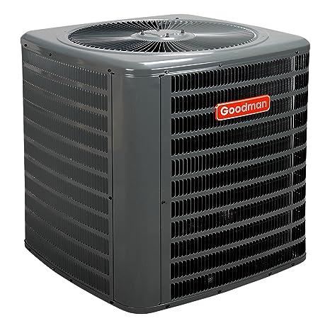 Goodman 3 Ton 16 SEER Air Conditioner R-410a GSX160361