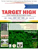Target High Staff Nurse Recruitment Exam (With Free Interactive CD Rom)
