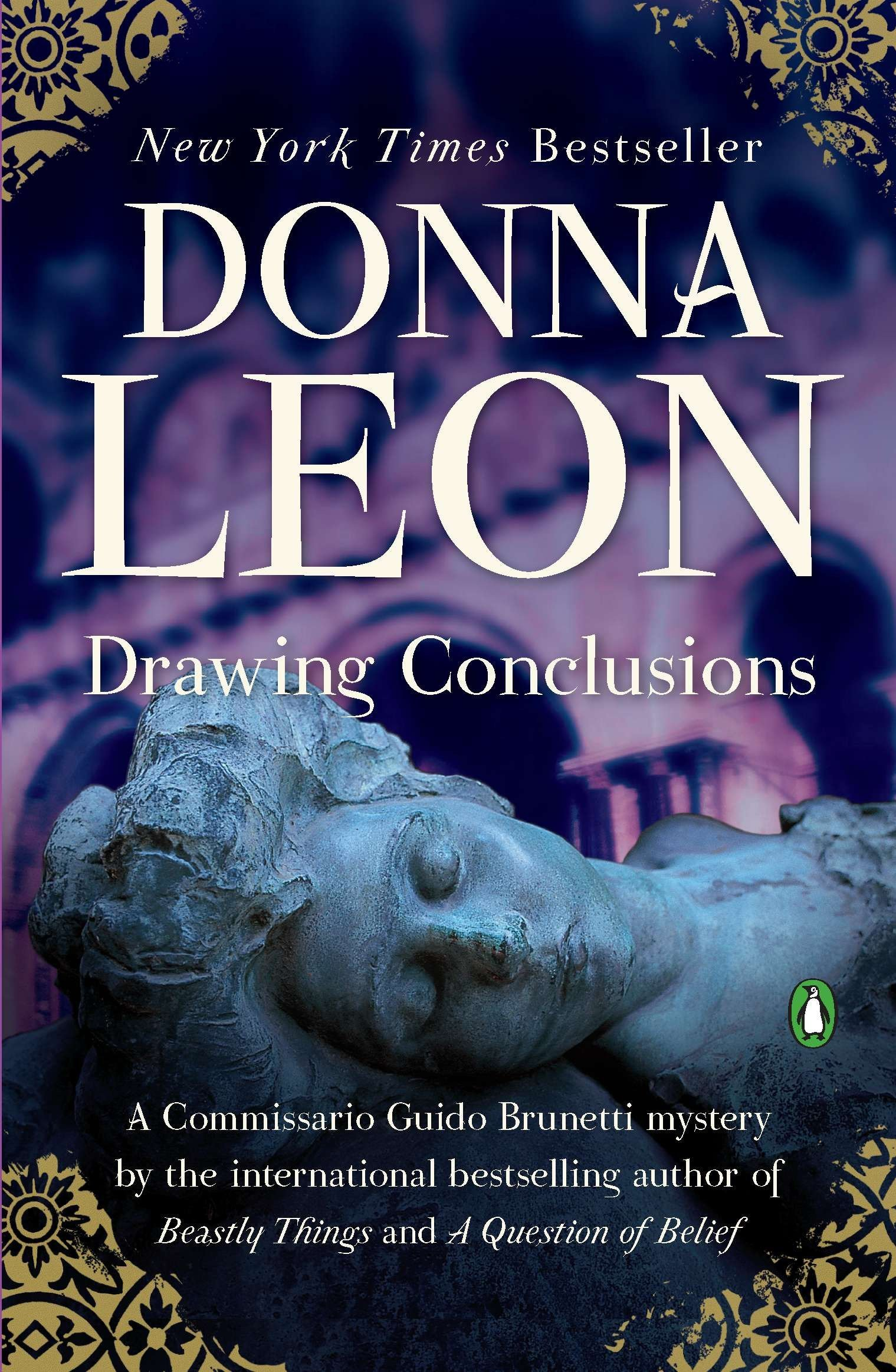 Drawing Conclusions A Commissario Guido Brunetti Mystery 9780143120643 Leon Donna Books