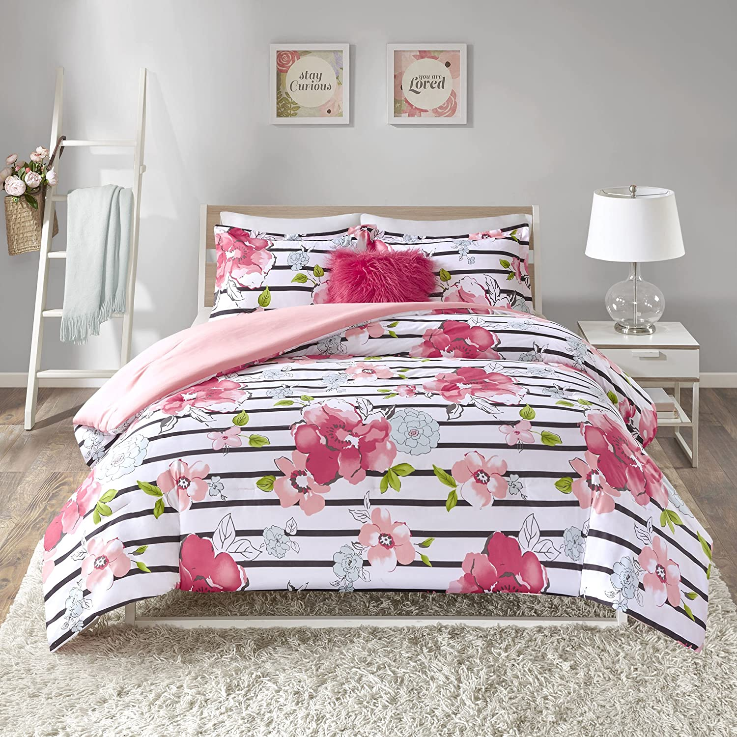floral paris quilt duvet vintage style bedding sale ease comforter comforters with french clearance cover