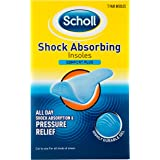 Scholl Shock Absorbing Insoles Comfort Plus - One Pair