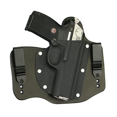 USA MADE TUCK-ABLE CONCEALED CARRY//IWB HOLSTER FOR RUGER 9E BY ACE CASE