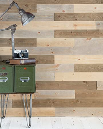 Lockandkey Creations Wandverkleidung 1 M² Aus Holz Nachhaltig